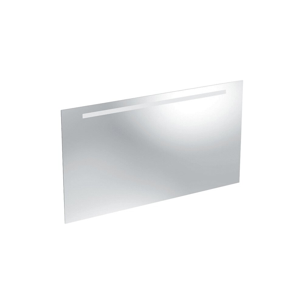 Oglinda cu iluminare LED Geberit Option Basic 120 cm imagine neakaisa.ro