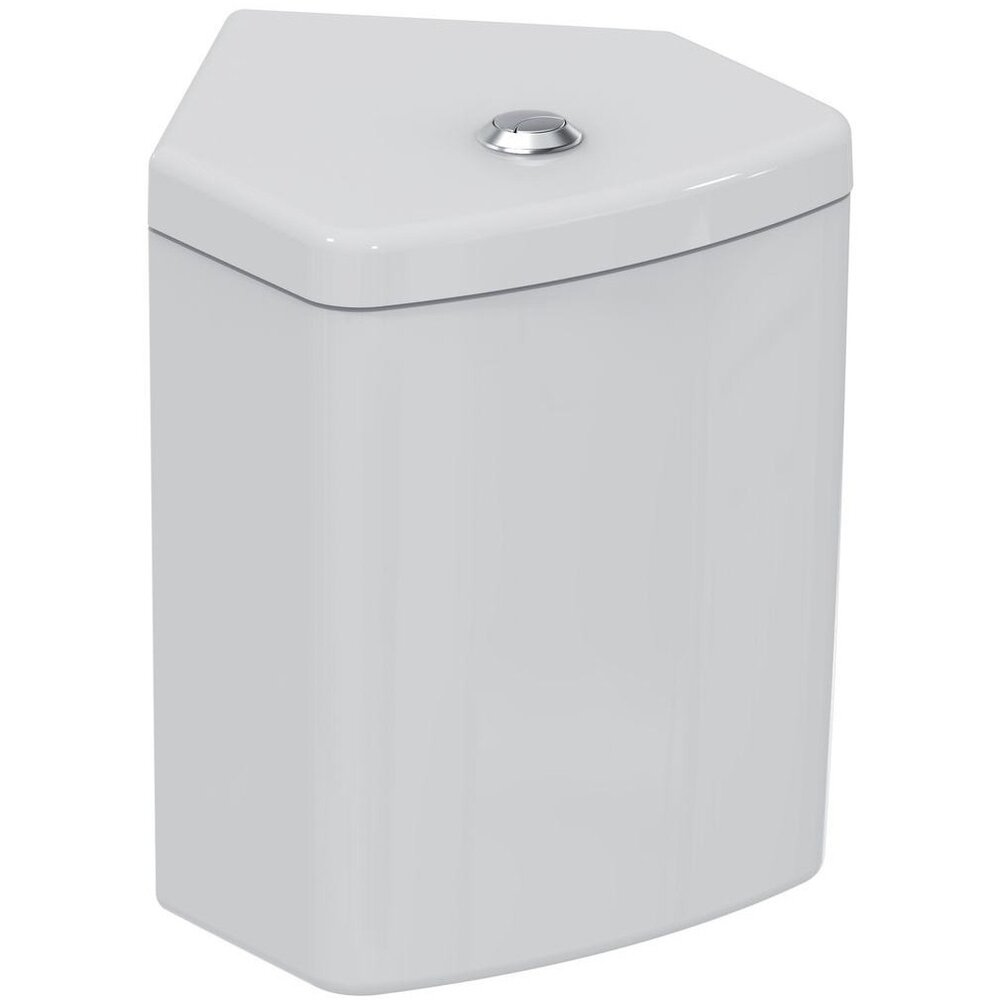 Rezervor wc Ideal Standard Connect Space montare pe colt imagine