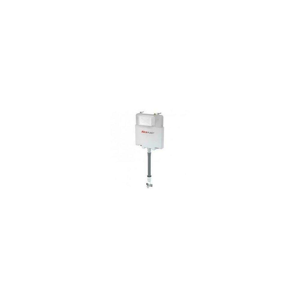 Rezervor WC ingropat Alcaplast Basicmodul Slim pentru montare in zidarie imagine neakaisa.ro
