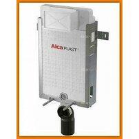 Rezervor WC ingropat Alcaplast Renovmodul pentru montare in zidarie inaltime de instalare 1 m