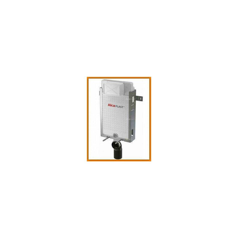 Rezervor WC ingropat Alcaplast Renovmodul pentru montare in zidarie inaltime de instalare 1 m imagine neakaisa.ro