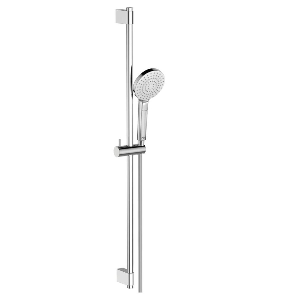 Set de dus Ideal Standard IdealRain Evo Round cu cu para dus 110 mm, bara 900 mm imagine