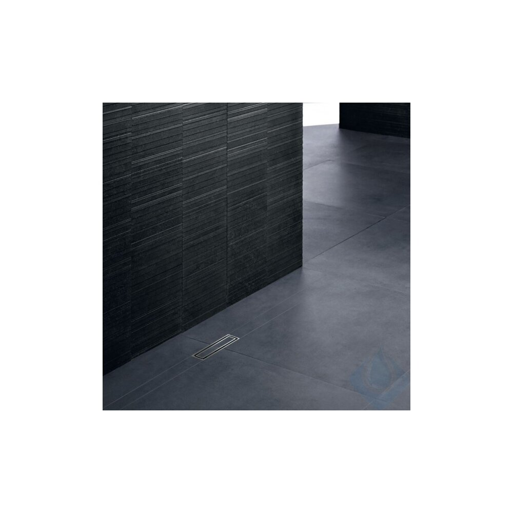 Set rigola pentru dus Geberit CleanLine 65-90 mm plus capac faiantabil poza