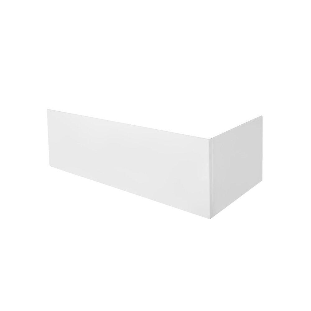 Set panou frontal si panou lateral Besco Uni 140x50 cm poza
