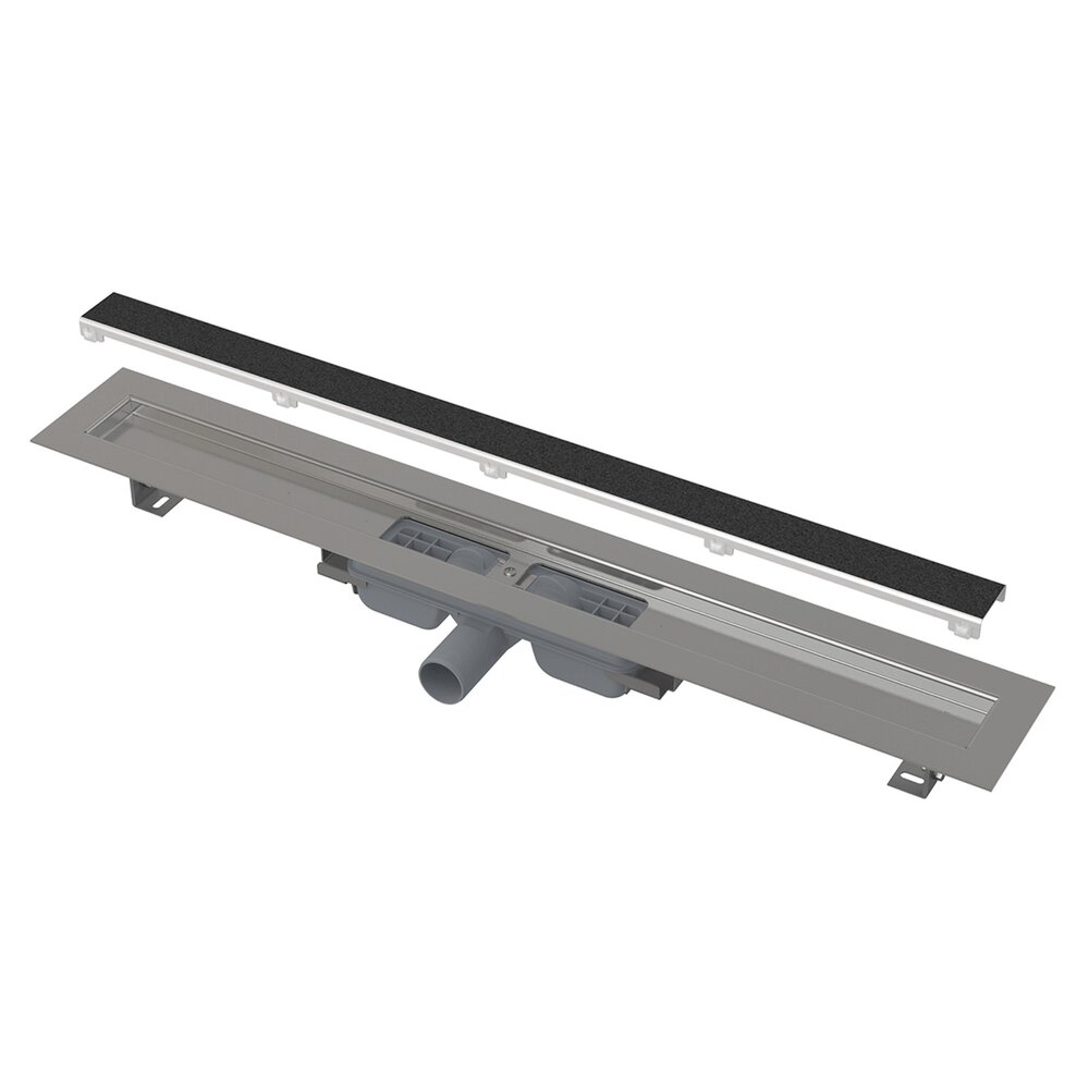 Set rigola cu capac faiantabil APZ115 MARBLE LOW 30 cm neakaisa.ro