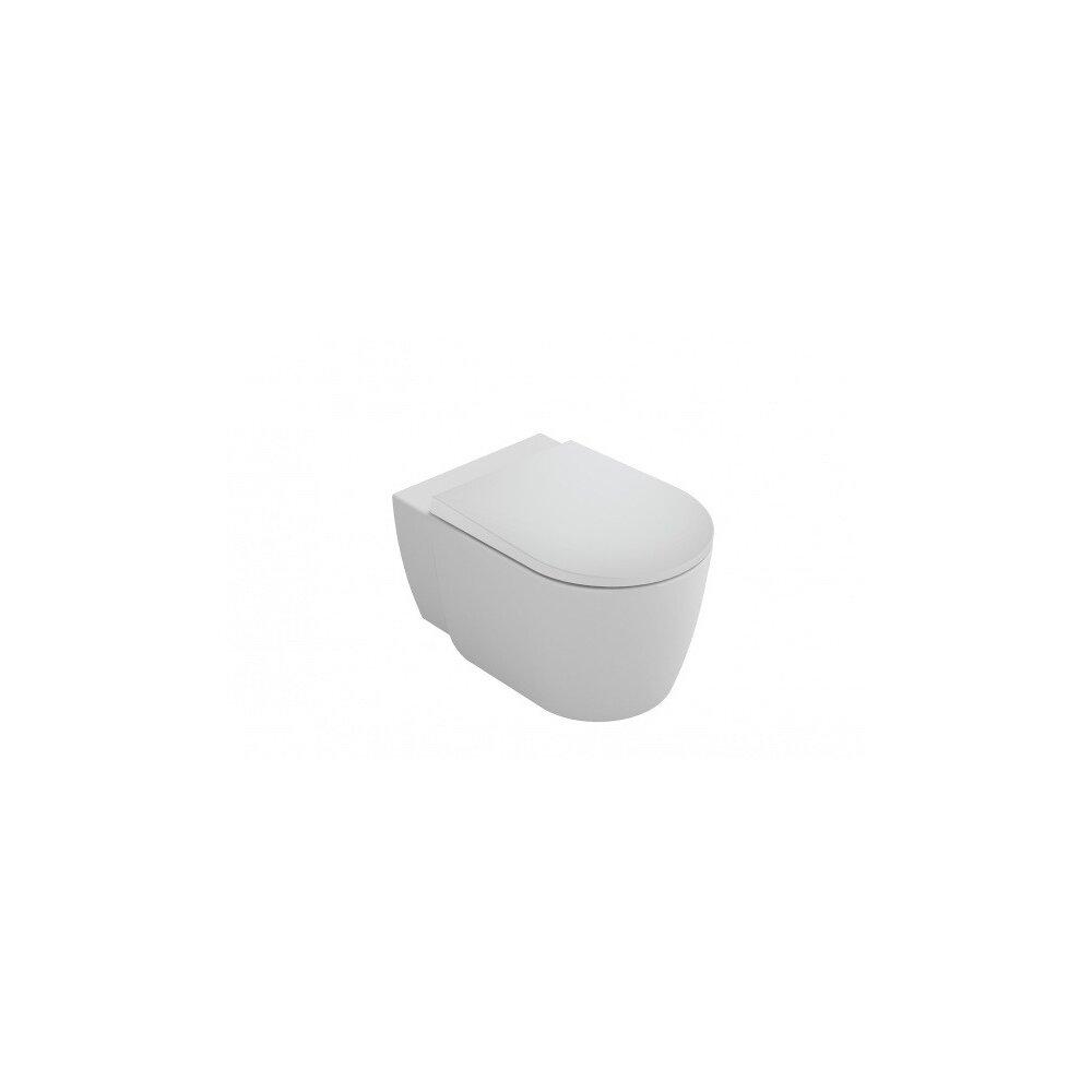 Set vas wc suspendat cu capac softclose Gala Coral imagine