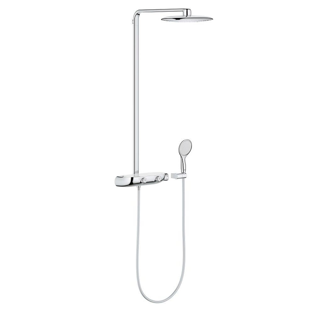 Coloana de dus cu termostat Grohe Rainshower Smartcontrol 360 imagine