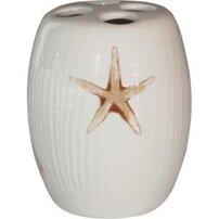 Suport periute de dinti alb Bisk Starfish