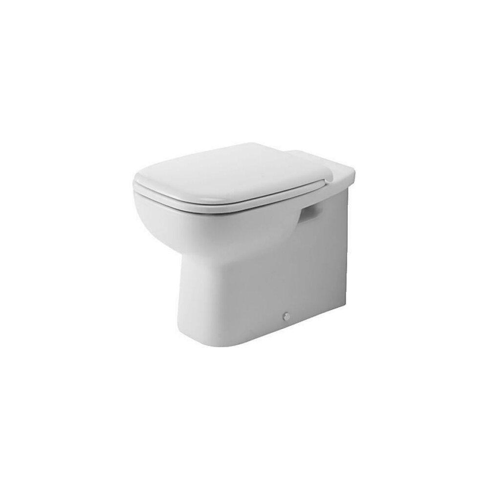 Vas wc pe pardoseala Duravit D-Code pentru rezervor incastrat neakaisa.ro