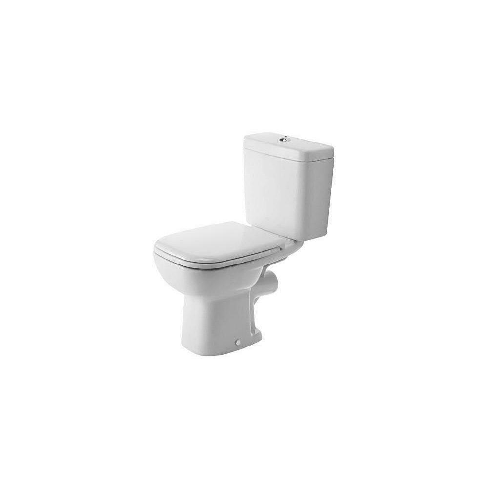 Vas wc pe pardoseala Duravit D-Code