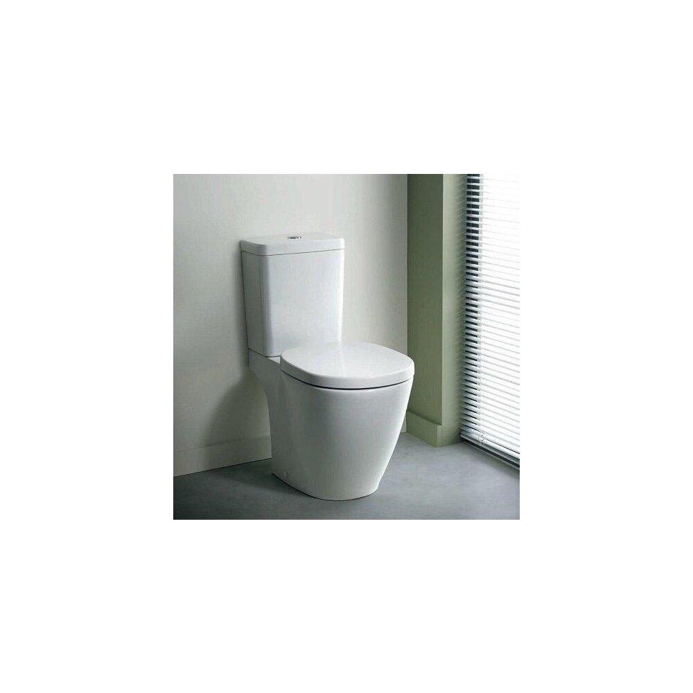 Vas wc pe pardoseala Ideal Standard Connect Space poza