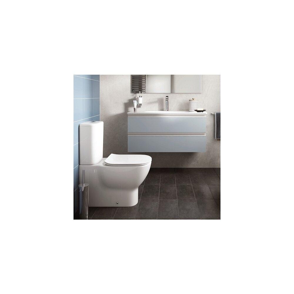 Vas wc pe pardoseala Ideal Standard Tesi AquaBlade btw neakaisa.ro