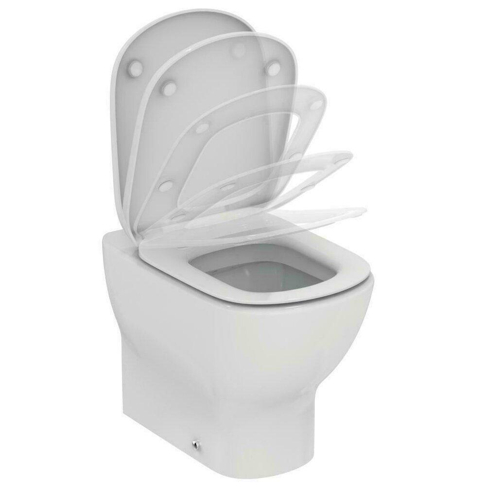 Vas wc pe pardoseala Ideal Standard Tesi btw pentru rezervor ingropat neakaisa.ro
