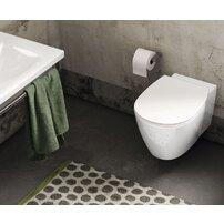 Vas wc suspendat cu functie de bideu Ideal Standard Connect cu fixare ascunsa