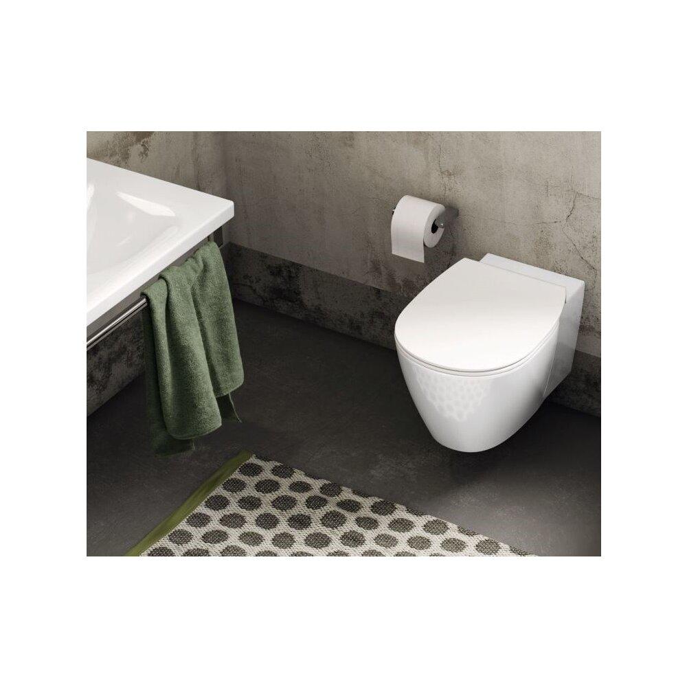 Vas wc suspendat cu functie de bideu Ideal Standard Connect cu fixare ascunsa neakaisa.ro
