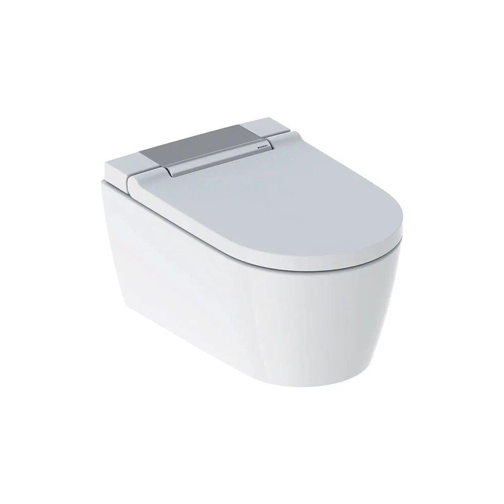 Vas wc suspendat Geberit Aquaclean Sela cu functie de bideu electric crom lucios neakaisa.ro