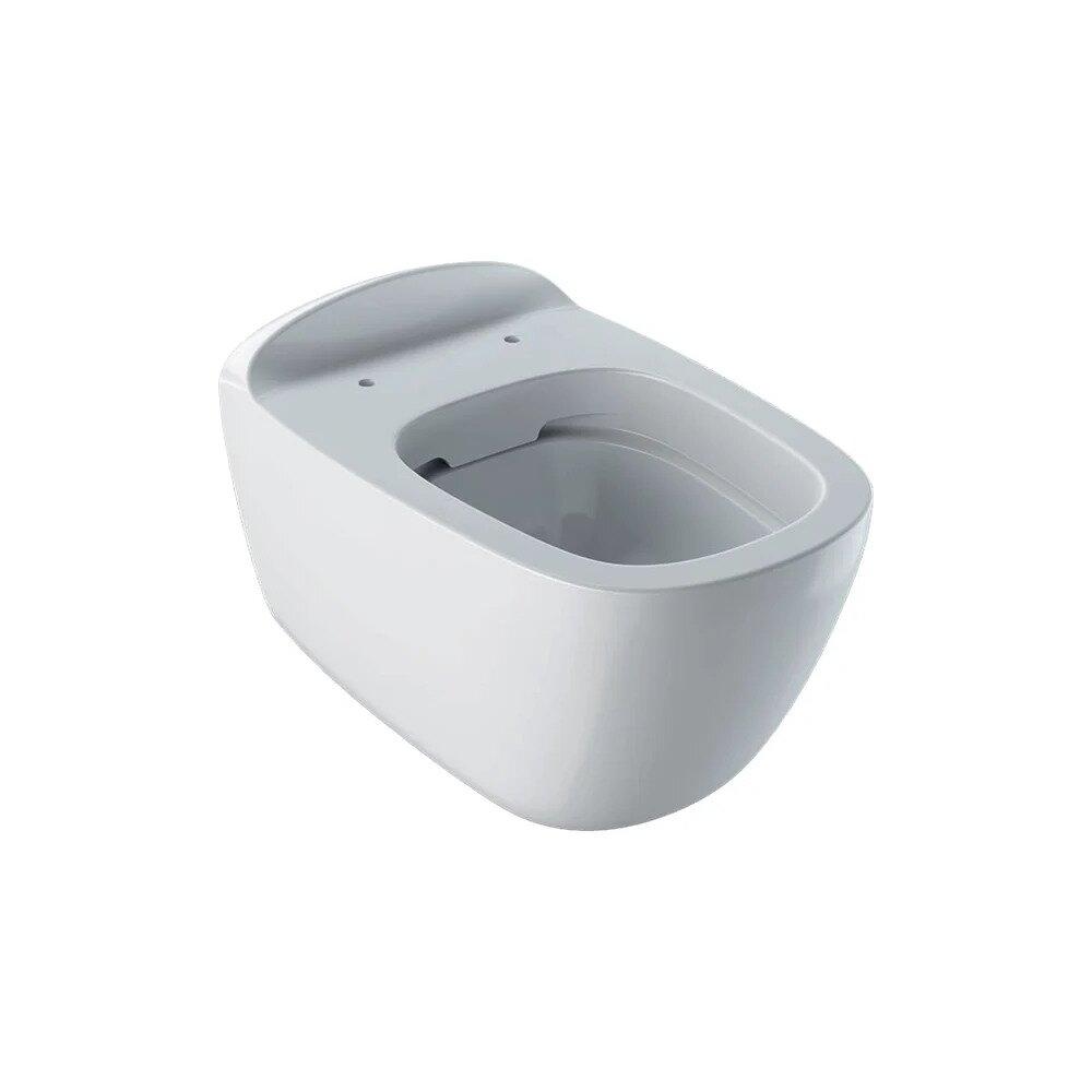 Vas wc suspendat Geberit Citterio Rimfree alb neakaisa.ro