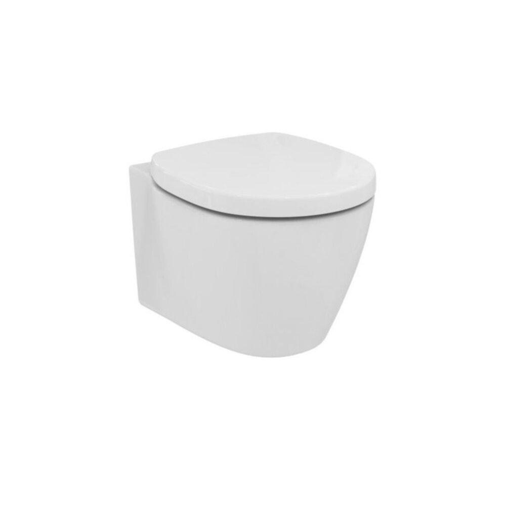 Vas wc suspendat Ideal Standard Connect Space fixare ascunse neakaisa.ro