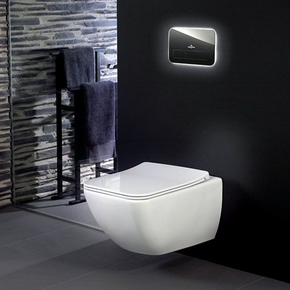 Vas wc suspendat Villeroy&Boch Venticello Direct Flush imagine neakaisa.ro