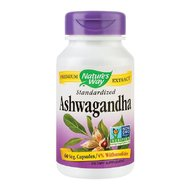 Ashwagandha SE - Nature's Way 500mg, 60cps