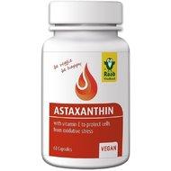 Astaxanthin 60 de capsule vegane, 438mg RAAB