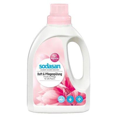 Balsam Si Parfumant Bio Pentru Rufe 750 ml Sodasan