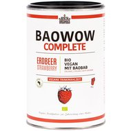 Baowow Complete cu capsuni shake bio 400g Berlin Organics