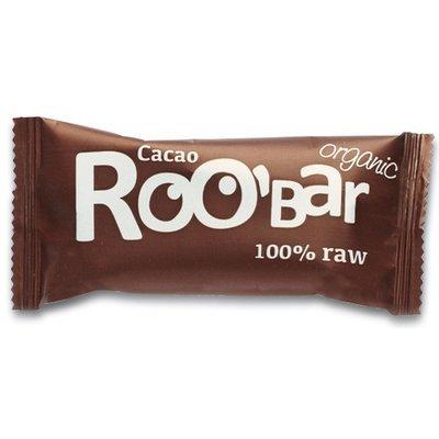 Baton raw bio cu cacao 50g
