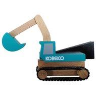 Buldozer din lemn