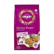 Burger vegan cu quinoa bio 160g DAVERT