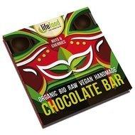 Ciocolata cu nuci si cirese raw bio 35g Lifefood PROMO