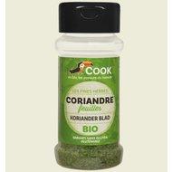 Coriandru frunze bio 15g Cook