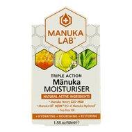 Crema hidratanta MANUKA LAB cu miere de Manuka MGO 525+, ulei de Manuka MBTK 25+ si ulei de Tea Tree, 50 ml, naturala