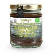 Crema tartinabila raw cu ciocolata si migdale bio 250g Carley's PROMO