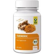Turmeric (curcuma) bio 300mg, 300 tablete vegane RAAB