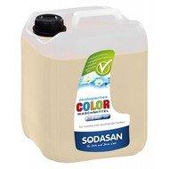 Detergent Bio Lichid Rufe Albe si Color, Lime 5 L Sodasan