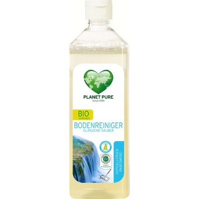 Detergent bio pentru pardoseli hipoalergen - fara parfum - 510ml Planet Pure