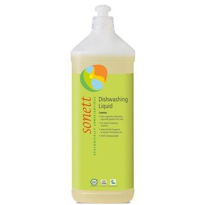 Detergent ecologic pt. spalat vase - lamaie, Sonett 1L