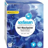 Detergent praf bio pentru spalari grele, 1010gr, Sodasan