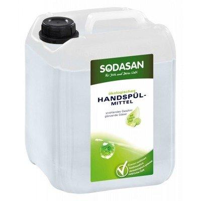 Detergent Vase Lichid Bio Lamaie 5 L Sodasan