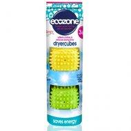 Dryer CubSet cuburi 3 in 1, pt uscare rapida si catifelarea hainelor, Ecozone, 2 buc