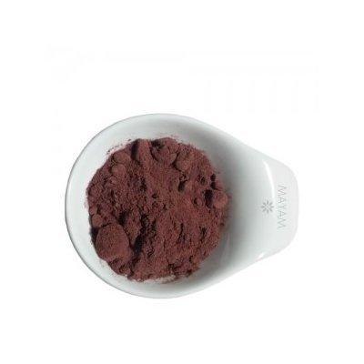 Exfoliant vegetal pentru ten, flori de Hibiscus, 50 gr