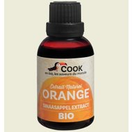 Extract de portocale bio 50ml Cook