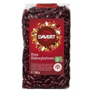 Fasole rosie bio 500g Fairtrade, DAVERT