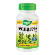 Fenugreek (Schinduf) 610mg, 100cps - Nature's Way
