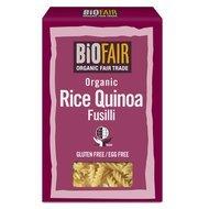 Fusilli din orez si quinoa fara gluten bio 250g PROMO
