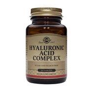 Hyaluronic Acid Complex 120mg 30tb (Complex de acid hialuronic) - SOLGAR
