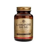 L-Arginine 500mg 50cps SOLGAR