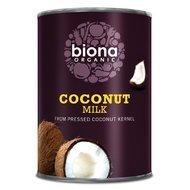 Lapte de cocos bio 400ml Biona