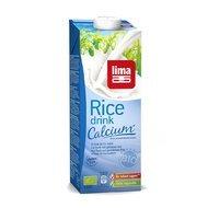 Lapte de orez cu calciu bio 1 L Lima